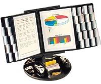 Aidata USA FDS021L-30 Flip & Find Desktop Organizer