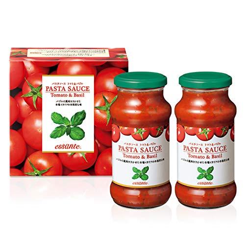 アムウェイ エサンテ パスタソース トマト&バジル 700g (350g×2)