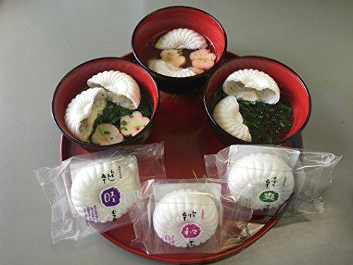 加賀生麩処 茶庵 お吸物最中 (12個入)