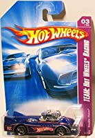 2007 - Mattel - Hot Wheels - Hot Wheels Racing Series - #147 of 172 - Double Vision - Blue - 03 of 04 in Series - Rare - Limited Edition [並行輸入品]
