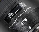 TAMRON 望遠ズームレンズ SP 70-300mm F4-5.6 Di VC USD キヤノン用 フルサイズ対応 A005E 画像