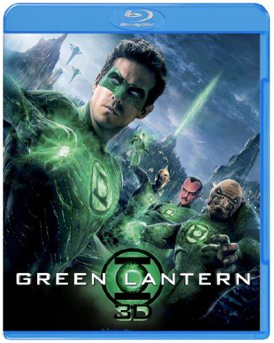グリーン・ランタン 3D & 2D ブルーレイセット(2枚組) [Blu-ray]の詳細を見る