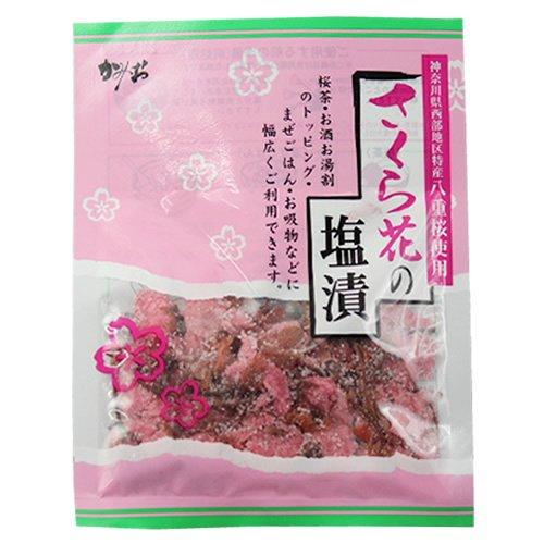 さくら花の塩漬 30g