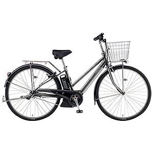 YAMAHA(ヤマハ) 電動アシスト自転車 2018年 シティモデル PAS CITY- SP5 27インチ 15.4Ahリチウムイオンバッテリー搭載 PA27AGCP8J メタル2