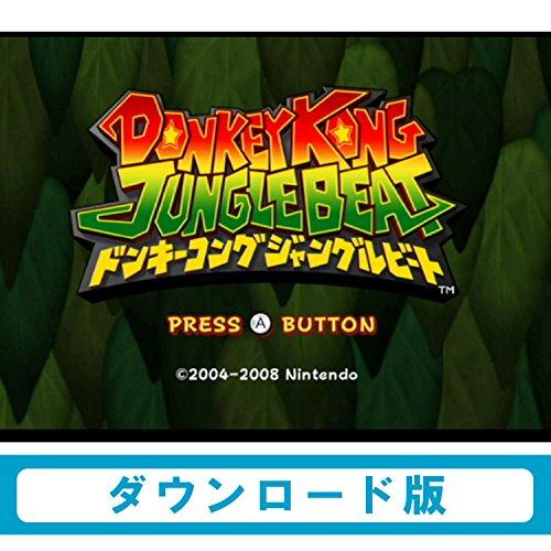 Wiiであそぶ ドンキーコングジャングルビート 【Wii Uで遊べる Wiiソフト】|オンラインコード版