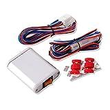 YOURS(ユアーズ) LED デイライト ユニット システム LEDポジションのデイライト化に最適! LEDポジション付き車種に対応! レクサスや30プリウスにも!  DLU-N