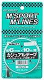 MYS カジュアルテープ ブラック(6mm×10m) MM-07