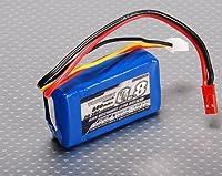 Turnigy 800mAh 2S(2セル/7.4V) 20C-30C リポバッテリー