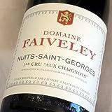 2004 ニュイ・サン・ジョルジュ・プルミエ・クリュ・オー・シェニョ 【フェヴレ】 ブルゴーニュ赤ワイン