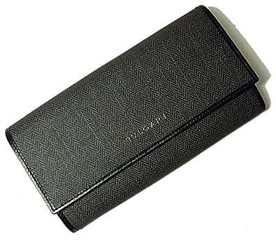 (ブルガリ)BVLGARI 長財布 ウィークエンド (ブラック/ブラック) 32585 BG-1107F [並行輸入品]
