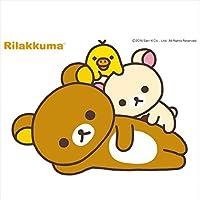 東京ステッカー 高級ウォールステッカー リラックマ 「シンプル_009」 Sサイズ *TS0094-AS 『おしゃれ かわいい』 『壁 シール』