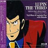 ルパン三世テレビスペシャル「セブンデイズ・ラプソディ」オリジナル・サウンドトラック「SEVEN DAYS RHAPSOD…