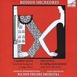 Shchedrin: Carmen Suite