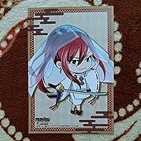 フェアリーテイル エルザ ポストカード