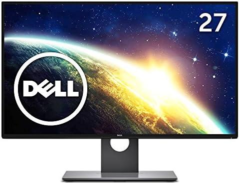 Dellディスプレイ モニター U2717D/27インチ/QHD/IPS/6ms/DPx2(MST),mDP,HDMI/sRGB99%/USBハブ/3年間保証