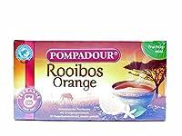 ポンパドール ルイボスティー オレンジ 1.75g×20P