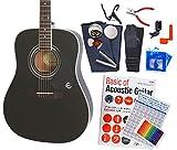 Epiphone エピフォン アコギ PRO-1 Plus アコースティックギター 初心者 ハイグレード 16点 セット EB 〔98765〕