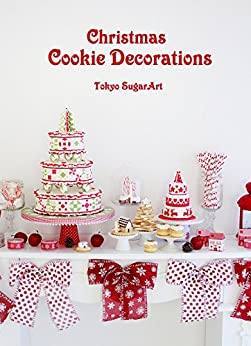 [東京シュガーアート]のChristmas Cookie Decorations
