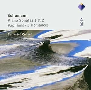 Schumann: Pno Sonatas Nos 1 & 2 / Papillons