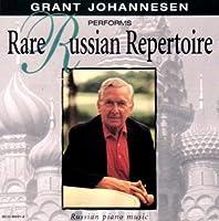 Rare Russian Repertoire
