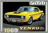 AMT 1/25 1969 シェビー カマロ イェンコ プラモデル AMT1093