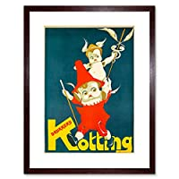 Ad Kotting Er Amsterdam Netherlands Framed Wall Art Print