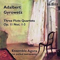 Gyrowetz: Flute Quartets Op 11 #1-3 (1999-06-01)
