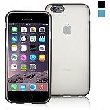 英国Snugg製 iPhone6用 TPUケース - 生涯補償付き (Apple iPhone 6, ブラック)