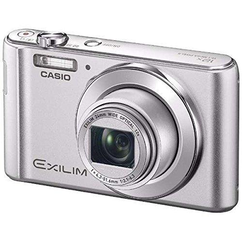 デジタルカメラ EXILIM EX-ZS260 シルバー CASIO(カシオ) カシオ EX-ZS260SR