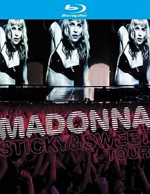 Madonna Sticky & Sweet Tour [Blu-ray] [Import]