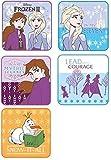 丸眞 ミニタオル 5枚組 ディズニー アナと雪の女王2 15×15cm ウィズカレッジ 2065018400