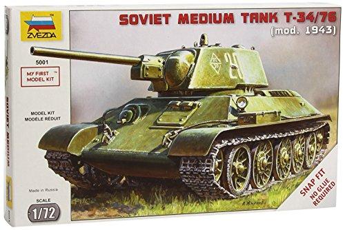 1/72 T-34/76