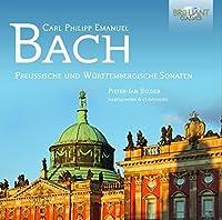 Preussische Und Wurttembergische Sonaten by C.P.E. BACH (2012-04-24)