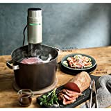調理器具 家庭用真空低温調理器 ギンザオリーバル スーヴィードクッカー 幅13cm 奥行7.2cm 高さ36.5cm