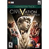 Civilization V Expansion - Gods & Kings (輸入版)