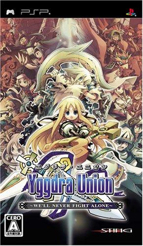 ユグドラ・ユニオン - PSPの詳細を見る