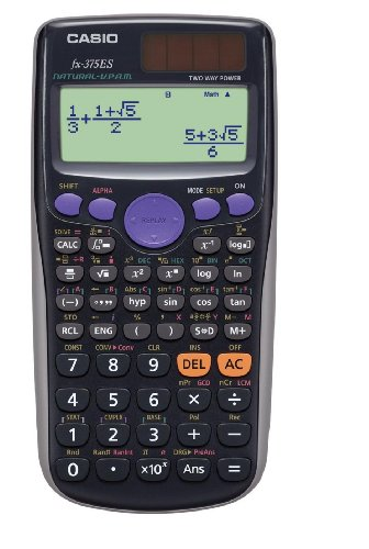 カシオ 関数電卓 数学自然表示 394関数 10桁 fx-37...