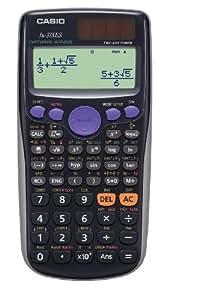 カシオ 関数電卓 数学自然表示 394関数 10桁 fx-375ES-N ブラック