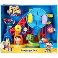 Pop On Pals - Amusement Park by Pop-on Pals [並行輸入品]