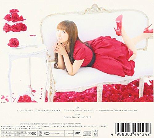 Golden Time(初回限定盤)(DVD付) 堀江由衣 キングレコード