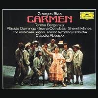 Bizet - Carmen / Berganza, Domingo, Cotrubas, Milnes, Abbado by Teresa Berganza (2001-12-21)