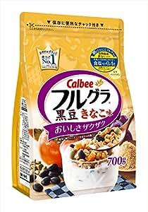 カルビー フルグラ 黒豆きなこ味 700g×6袋