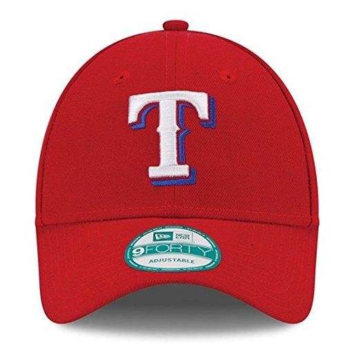 NEW ERA (ニューエラ) MLBレプリカキャップ (The League 9FORTY 940 MLB Cap) テキサス・レンジャーズ ※オルタネイトバージョン