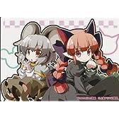東方project 下敷き『火焔猫燐・ナズーリン』