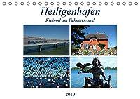 Heiligenhafen - Kleinod am Fehmarnsund (Tischkalender 2019 DIN A5 quer): Die letzte Bastion vor Fehmarn und Daenemark (Monatskalender, 14 Seiten )