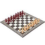 大英博物館 ルイス島のチェス駒 チェスセット ミニチュア [並行輸入品]