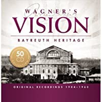 Wagner's Vision - Bayreuth Heritage by Hans Hotter (2012-09-24)
