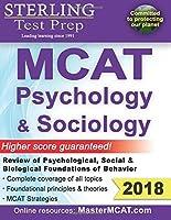 Sterling Test Prep MCAT Psychology & Sociology: Review of Psychological Social & Biological Foundations of Behavior [並行輸入品]