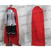 LUGANO 宇宙戦艦ヤマト  土方竜  コスチューム、コスプレ  コスプレ衣装  完全オーダーメイドも対応可能
