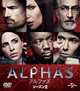 ALPHAS/アルファズ シーズン2 バリューパック [DVD]